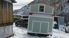 Tiny House Delivery