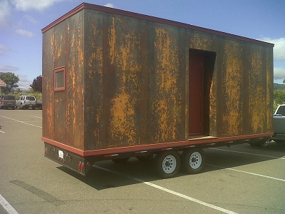 Tiny Home Delivery Company